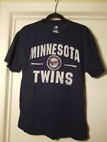 Men's Minnesota Twins Large MLB Baseball Tee Shirt