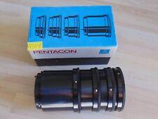 Pentacon Six Spezialzwischenring Adapter für Fotokamera Pentacon Six TL TTL