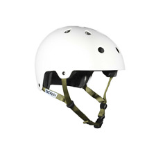 Casco Kali Maha Solid White Kal191502 Helmets Men's Bmx / Dirt