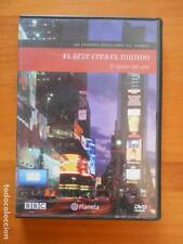 DVD EL PODER DEL ARTE - EL ARTE CREA EL MUNDO 2 - LAS GRANDES CREACIONES DEL HOM