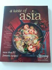 USED SLIMMING WORLD BOOK A TASTE OF ASIA OVER 50 RECIPES EXTRA EASY THAI CHINESE