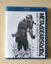 METAL GEAR SOLID 4 GUNS OF THE PATRIOT LIMITED  BLU-RAY DISC PER PS3 E LETTORI