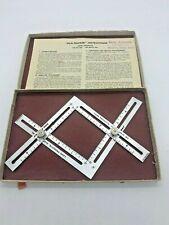 Laine Products Aluminum Fila-Framer in Original Box Framing Matting