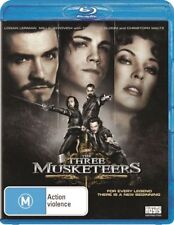 The Three Musketeers (Blu-ray, 2012)