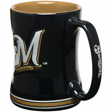 Milwaukee Brewers  14 Ounce Relief Mug