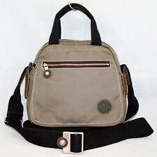KIPLING Khaki Brown Small Convertible Satchel Crossbody Camera Bag