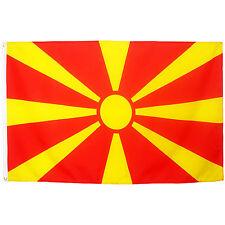 Frohe Weihnachten Mazedonisch.Mazedonien Flaggen Günstig Kaufen Ebay