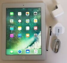EXCELLENT Apple iPad 4th Generation 16GB, Wi-Fi, 9.7in - White.