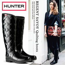 Hunter Textile Low Heel (0.5-1.5 in.) Boots for Women