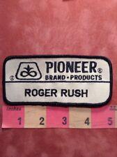 Pioneer Markenprodukte Roger Rush Patch Farm/Ranch/Landwirtschaft mit 69WD