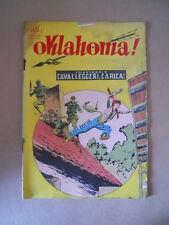 ALBI D'ORO Serie Prateria n°5 1953 OKLAHOMA! Episodio 17 [P54] Discreto