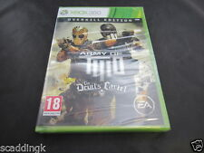 Microsoft Xbox 360 Game Army of Two The Devil's Cartel Overkill Edition New