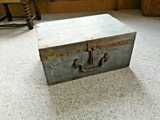 Vintage 1940s chest trunk