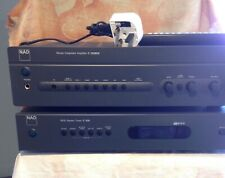 NAD C320BEE Stereo Amplifier &  NAD C420 Stereo Tuner  with One Remote Control