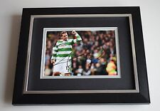 Kris Commons SIGNED 10X8 FRAMED Photo Autograph Display Celtic Football & COA