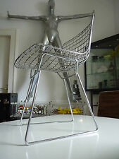 Knoll Harry Bertoia Wire Side Chair 90er anni
