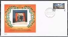 Envelop Royalty OSE-075 - 1988 Koninginnedag Kampen