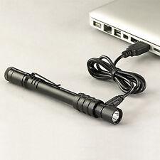 Streamlight 66134 Stylus Pro Flashlight Usb Kit With Holster