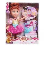 Disney Junior Fancy Nancy Shall We Be Fancy Talking Doll w/Accessorie 35 Phrases