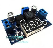 5PCS LM2596 Buck Step-down Power Converter DC 4.0~40 to 1.3-37V LED Voltmeter