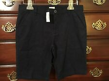 NEW The Children's Place navy shorts size 16 Plus