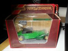 MATCHBOX Models of Yesteryear. Y-17 1938 HISPANO SUIZA  Mint in Mint box