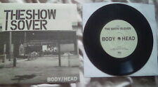 Body/Head ‎– The Show Is Over - 7in - Sonic Youth