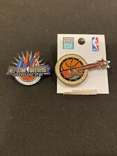 RARE VINTAGE lapel pin NBA ALL STAR GAME 1997 BASKETBALL CLEVELAND