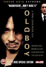 Oldboy (DVD, 2005, 2-Disc Set) NEW and SEALED