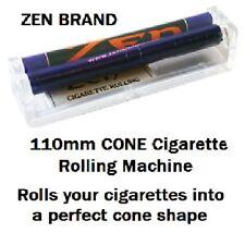 110mm Zen CONE ROLLER Cigarette Rolling Machine - Rolls your smokes into a Cone!