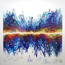 Elbow Signed One Day Like This Poster Art Print