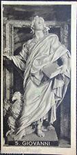 1940 santino SAN GIOVANNI Pontificia Opera Propagazione Fede-Zingografia Firenze