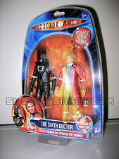 Doctor Who - Attack of the Cybermen figure set (6th sixth Dr, Stealth Cyberman)