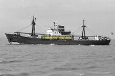 mc2323 - Danish Cargo Ship - Anita Dan , built 1956 - photo 6x4