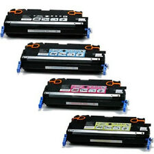 4X COMBO 502A/503A Toner for HP Color Laserjet 3600 3600N 3600DN