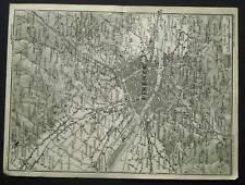 Antica=Topografica=FIRENZE Dintorni=Scala1:65000 -1907c