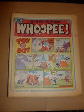 WHOOPEE! Comic - Issue No 27 - Date 07/09/1974 - UK Paper Comic