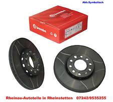 Brembo MAX Sport Bremsscheiben-266mm-VA-PEUGEOT 206,305 II,306,405 I,II,Partner