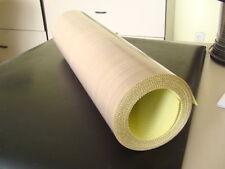 UN METRO de cinta tela de teflón de 300 mm x 0,25 mm teflon fabric tape