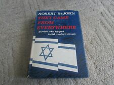 They Came From Everywhere by Robert St. John ( 1962, Hardcover )