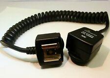 Promaster TTL Cable Cord Sync for  Nikon SB-600 SB-700 SB-800 flashes D3500 5500