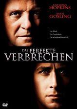 Das perfekte Verbrechen DVD - NEU OVP - Anthony Hopkins