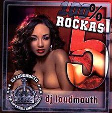 100%  ROCKAS  REGGAE & LOVERS ROCK MIX  CD PART 5