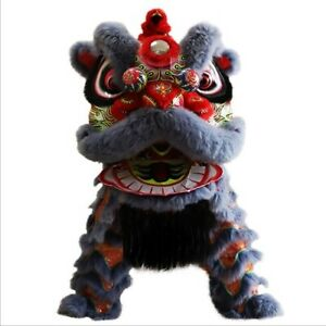 Authentic Lion Dance Costumes Traditional Chinese Lion Dance