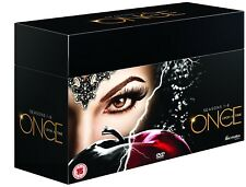 ONCE UPON A TIME COMPLETE SEASON 1-6 DVD BOXSET 36 DISCS REGION 4 AUS EXPRESS