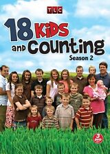 NEW 18 Kids and Counting: Season 2 (DVD)