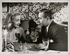 Nina Foch, George Raft ~ ORIGINAL 1949 scene still... Johnny Allegro