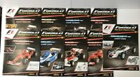 Formula 1 The Car Collection Magazines Only Bundle - Panini Collections -