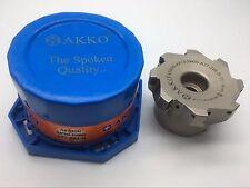 80mm Fraise à Surfacer et Dresser pour Plaquettes APKT1003 avec 8 Dents