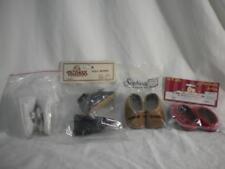 Doll Shoes Lot of 4 Pr, Fit American Girl, OG, Battat, Alexander, Still Packaged